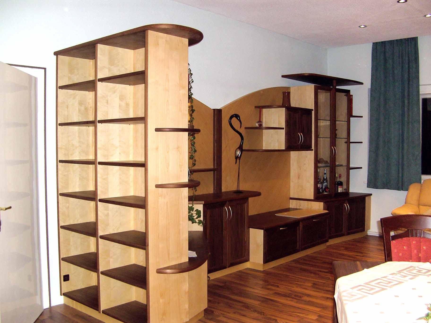 Galerie Wohnzimmer - Voak Andreas Küchen- und Möbeldesign
