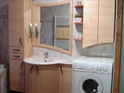 Badezimmer-Verbau